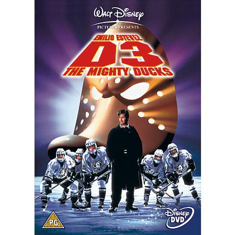 Mighty Ducks 3 DVD