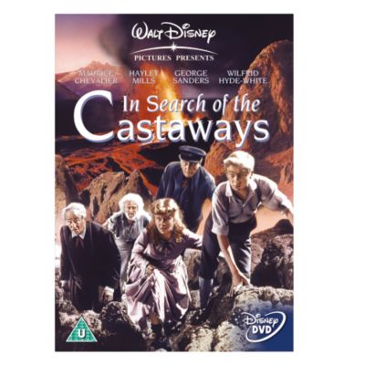 In Search of Castaways DVD