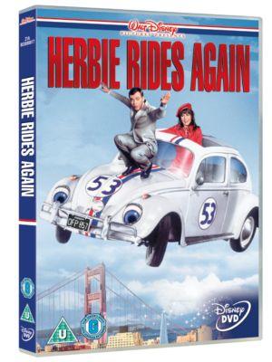 Herbie Rides Again DVD
