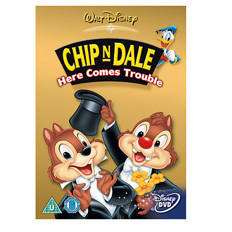 Chip 'n' Dale Volume 1 DVD