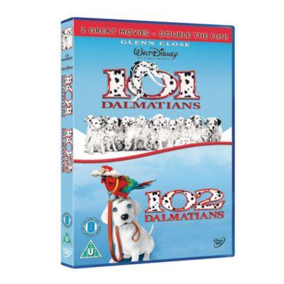 101 Dalmatians /102 Dalmatians DVD