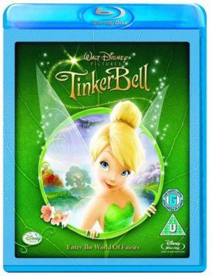 Tinker Bell Blu-ray