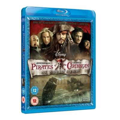 Pirates of the Caribbean - At World's End Blu-ray