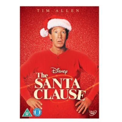The Santa Clause DVD