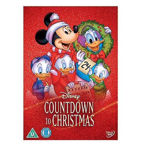 Countdown to Christmas DVD