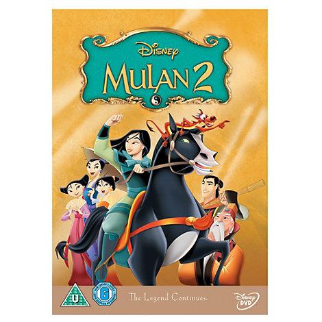Mulan 2 DVD
