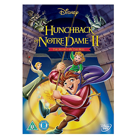 The Hunchback of Notre Dame 2 DVD