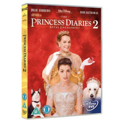 The Princess Diaries 2 DVD