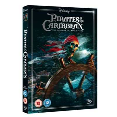 Pirates of the Caribbean - Curse of the Black Pearl DVD