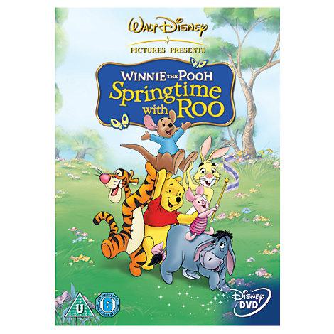 Springtime with Roo DVD