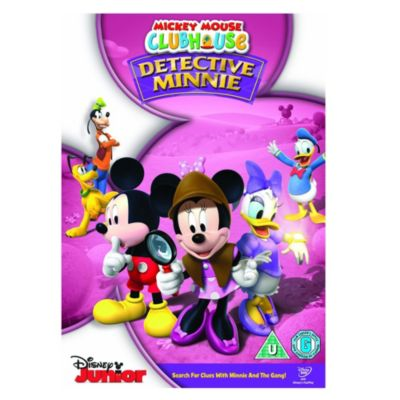 Minnie Mouse Clubhouse: Detective Minnie DVD