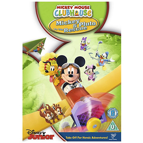 Mickey Mouse Clubhouse: Mickey & Pluto to the Rescue