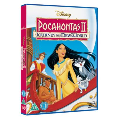 Pocahontas 2: Journey to a New World DVD