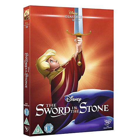 The Sword In the Stone Special Edition DVD