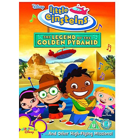 Little Einsteins: Legend of the Golden Pyramid DVD