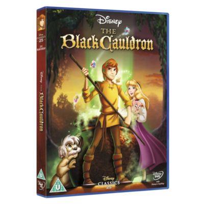 The Black Cauldron Special Edition DVD