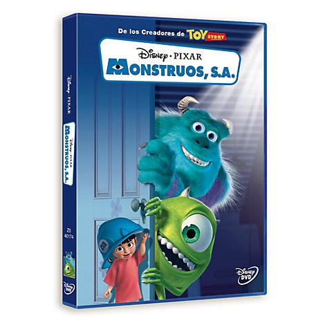 Monstruos S.A DVD