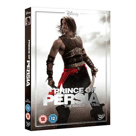 Prince of Persia DVD