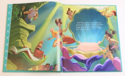 The Little Mermaid Classic Book