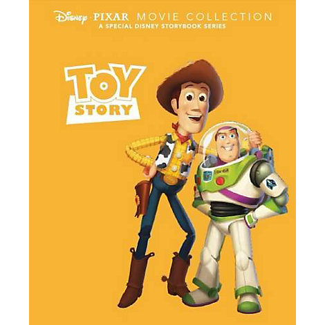 Toy Story Classic Book