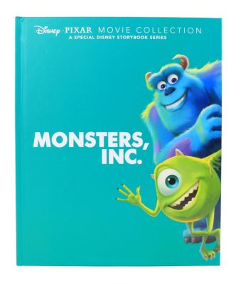 Monsters Inc. Classic Book