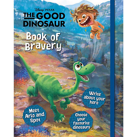 Disney Pixar The Good Dinosaur Book of Secrets