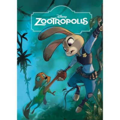 Zootropolis Padded Classic Picture Story Book