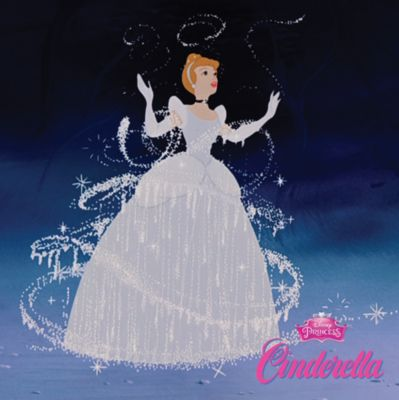 Cinderella Magical Story with Lenticular Cover