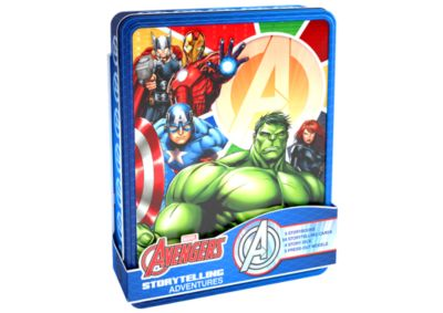 Marvel Avengers Storytelling Adventures