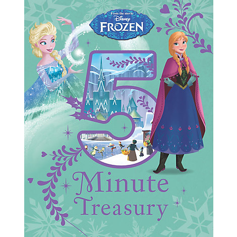 Frozen 5 Minute Treasury Collection