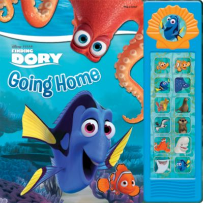 Finding Dory Sound Book - Going Home