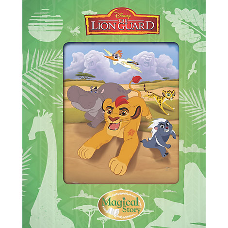 The Lion Guard Magical Story Book