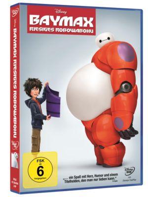 BAYMAX - RIESIGES ROBOWABOHU (DVD)