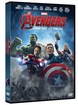 Marvel, Avengers: Age of Ultron, DVD