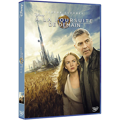 DVD À la poursuite de demain