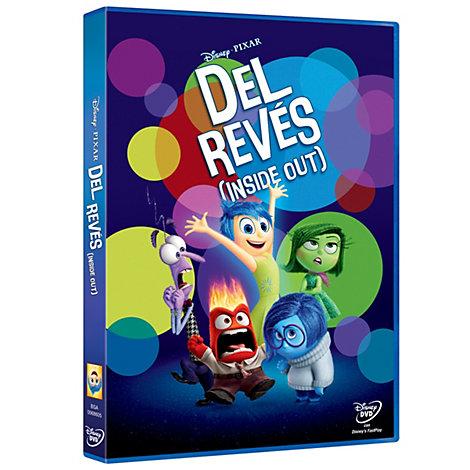 Del revés - DVD