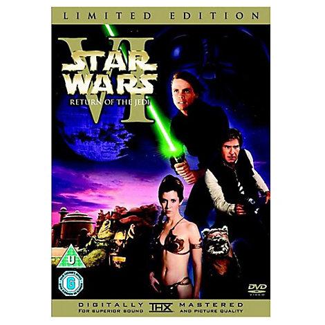 Star Wars VI - Return of the Jedi DVD