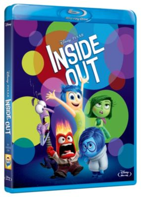 Inside Out Blu-ray