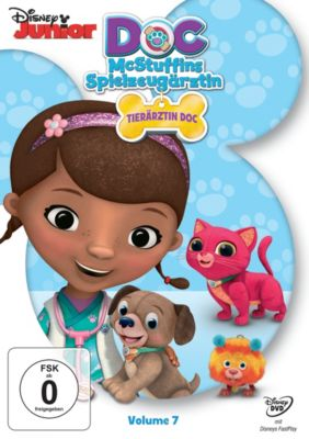 Doc McStuffins Spielzeugärztin Volume 7: Tierärztin Doc