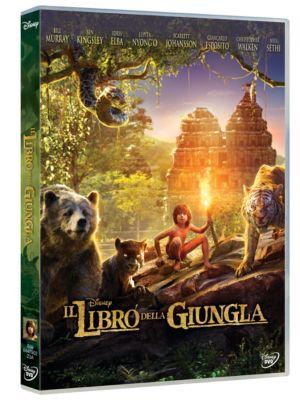 Il Libro della Giungla DVD