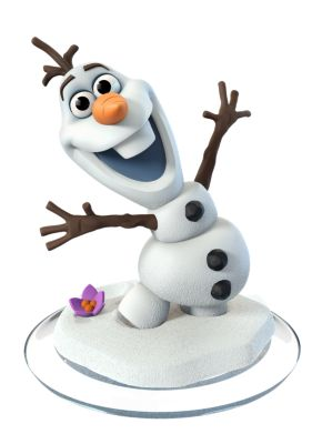 Disney INFINITY 3.0 Interactive Game Piece, Olaf