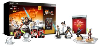 Disney Infinity 3.0: Play Without Limits Special Edition (PS3)