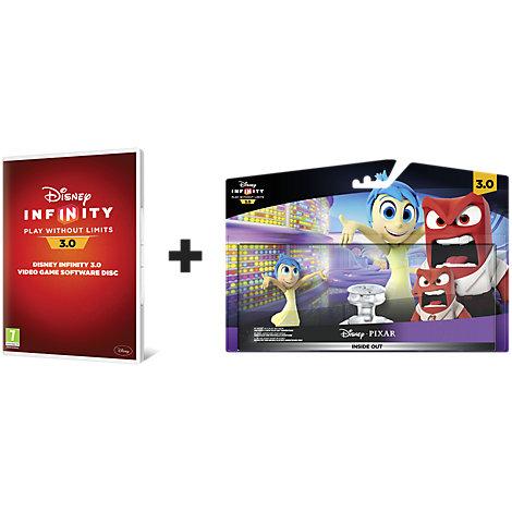 Disney Infinity 3.0: Inside Out set bundle - Wii U