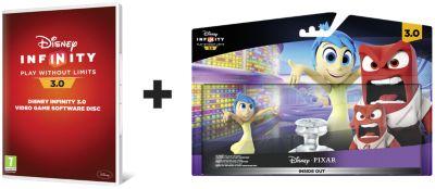 Disney Infinity 3.0: Inside Out set bundle - PS4