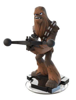 Disney INFINITY 3.0 Interactive Game Piece, Chewbacca