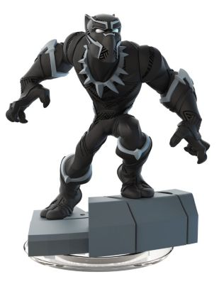 Disney INFINITY 3.0 Interactive Game Piece, Black Panther