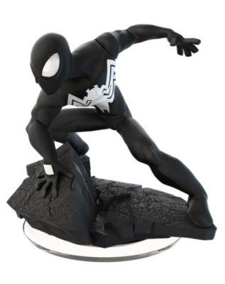 Disney INFINITY 3.0 Interactive Game Piece, Black Suit Spider Man
