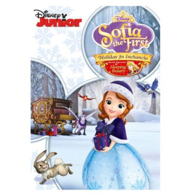 Sofia the First - Holiday in Enchancia DVD