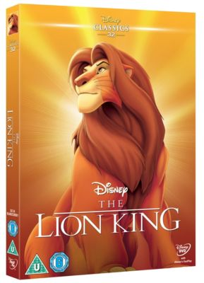 The Lion King DVD