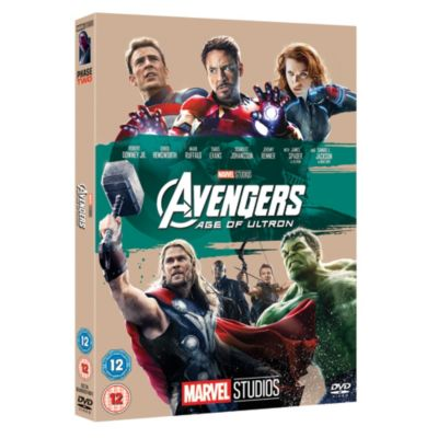 Age of Ultron DVD